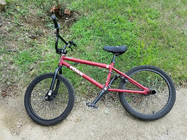 Boys 20'' BMX Bike (X-Games XG3 Park)