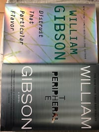 William Gibson Books Mississauga, L5B 4N4