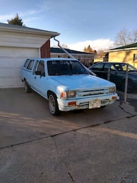 1989 Toyota Extra cab long bed