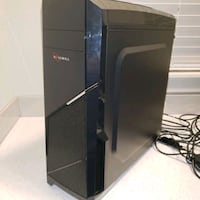 Rosewill Gaming PC Wood Village, 97060