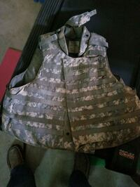 Desert storm body armor Bel Air, 21015
