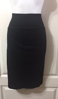 AMERICAN APPAREL Black Pencil Skirt: Size Small (NEW WITH TAGS) Toronto, M6G