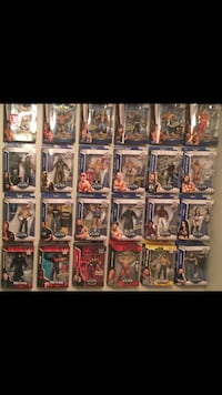 BRAND NEW, MINT ON CARD, UNOPENED WWE ELITE MATTEL ACTION FIGURES! Barrie
