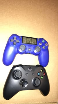 Xbox one controller $40. Ps4 controller $40 41 km