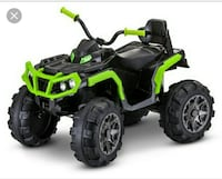 toddler's green and black ATV toy screenshot Lawrence, 39336