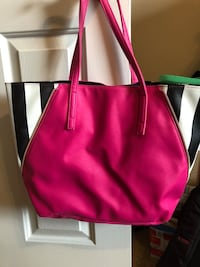 Juicy Couture  Red Tote with black and white accent Stone Mountain, 30087