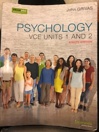 Psychology textbook  Meadow Heights, 3048