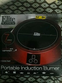 Portable induction --new Ridley Park