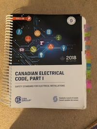 Bcit books for Electrical  Burnaby, V5H 4B8