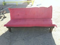red and white fabric sofa Dos Palos, 93620