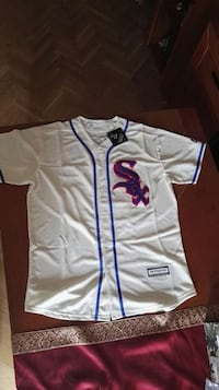 Camiseta Michael jordan béisbol white sox Madrid, 28045