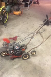 Craftsman Edger needs carb cleaned