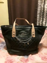 Guess Purse, Black With Silver Hardware. San Fernando, 91340