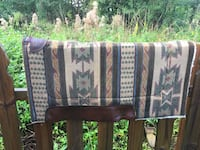Weaver Leather Navajo saddle pad