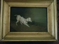 3 antiques painting on wood small  Upper Marlboro, 20774