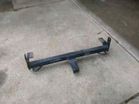 Front tow hitch for Dodge Ram