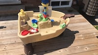 Pirate ship Water play table   Oakville, L6M 5B2