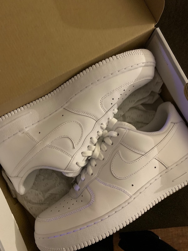 b00d8467e5cda Used brand new Air Force ones size 11 for sale in Atlanta - letgo