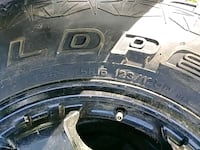 tires i have 265x75r16 i need to trade for 15  LaGrange, 44050