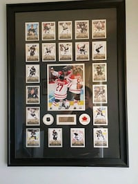 Sidney Crosby very rare one-of-a-kind Cambridge, N1T