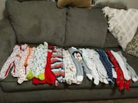 12 boy sleepers pajamas 3-6 month Sevierville, 37876