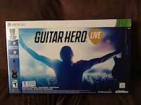 Guitar Hero Live - for XBox - New in Box