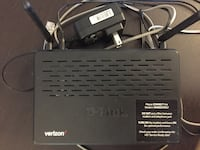 Verizon DSL-2750B wireless router Arlington, 22207