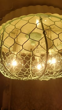 Custom made lamps and fixtures
