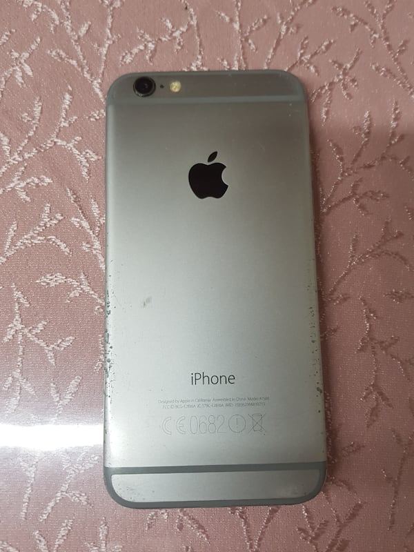 İPHONE 6 16 GB d4451704-81e2-423d-b11e-535e41ab96c4