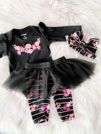 Baby Girl Outfit  Milton, L9T