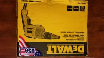 Dewalt screw gun drywall