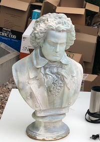 Decoration Bust. Heavy. Ideal For A Music Room Decoration   Aurora, 80014