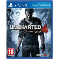 Ps4 oyun uncharted 4 Erzin, 31960