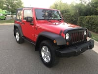 Jeep Wrangler 2010 Chantilly