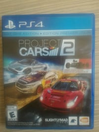 Ps4 Project Cars 2 Day One Edition  Izmir