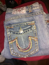 Brand New Men's 36 True Religion Jeans