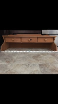 """Beautiful Solid Wood Accent Piece 39"""" Long 14 1/4"""" wide 12"""" tall DeBary, 32713"""