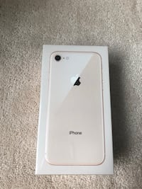 New unopened iPhone 8 64g Toronto, M2N 7L8