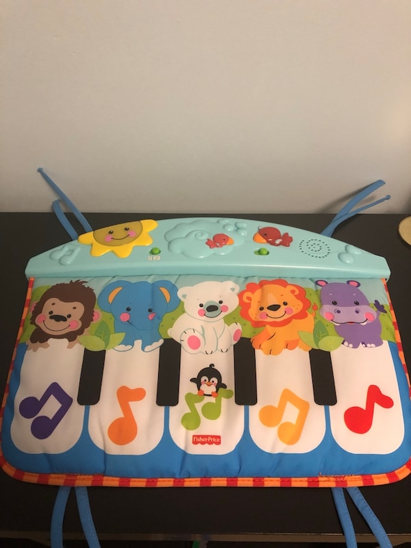 Used Baby Crib Piano Toy For Sale In Toronto Letgo