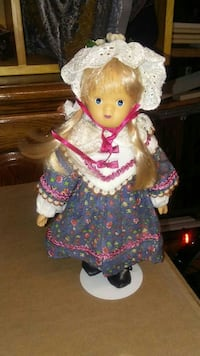 Vinage doll Jessup, 18434