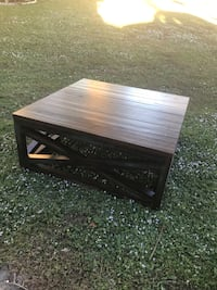 Large distressed look coffee table  Melbourne, 32901