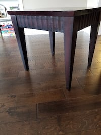 Large End Tables (2) Raleigh