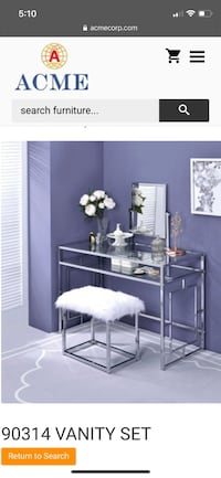 Makeup vanity for sale East Chicago, 46312