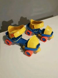 Vintage Fisher Price Roller Skates.