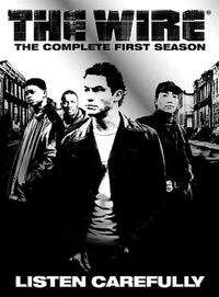 The Wire - The Complete First Season (DVD, 2004, 5-Disc Set) Las Vegas