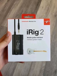 Irig 2 still in box new San Francisco, 94103