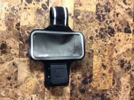 Reflective cell phone holster