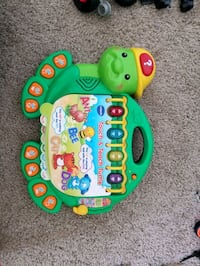 Vtech Touch and teach turtle Goose Creek, 29445