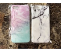 IPhone 6s 7 Covers Marble Stone Printed Phone Cases *Set of 2* Hanover Township, 18706