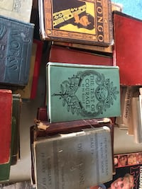 OLD Book/magazine/pamphlet collection late 1800's antique Davidsville, 15928